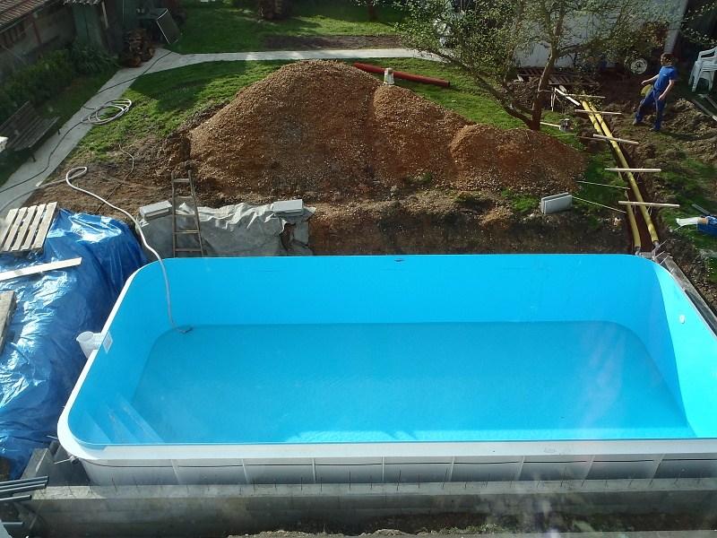 Becken aus polypropylen - Pool polypropylen ...