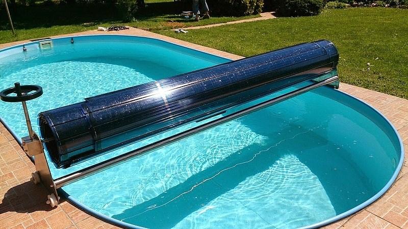 Becken aus polypropylen for Schwimmbecken kunststoff